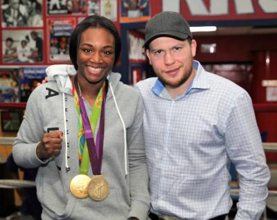 Ahead of her WBC Silver Title Fight, Claressa Shields and Salita Promotions Inks Agreement