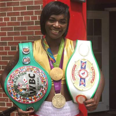 Claressa Shields Earns #28 Spot on AOL's Sporting World's Top 50 Most Dominating Athletes