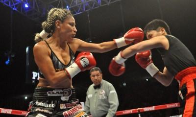 Mariana Juarez Moves through Terumi Nuki to Retain her WBC Gold