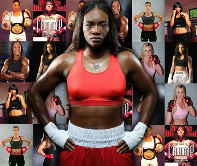 Claressa Shields Looking to Make Significant and Historic Mark on the Sport