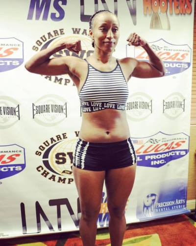 Raquel Miller Ready for Battle Tonight Against Kita Watkins