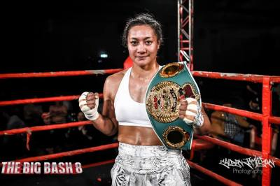 Baby Nansen Claims the New Zealand Super Lightweight Title by Unanimous Decision Win over Quinita Hati