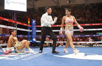 Yessica Chavez Claims the WBC Diamond Flyweight Championship by Unanimous Decision Victory over Esmeralda Moreno