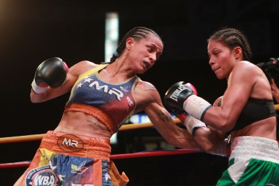 Mayerlin Rivas Retains her WBA Title with Hard Fought Majority Draw with Dayana Cordero