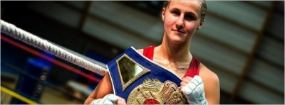WBF Names Segolene Lefebvre their Boxer of the Month for November After her Successful Title Defense