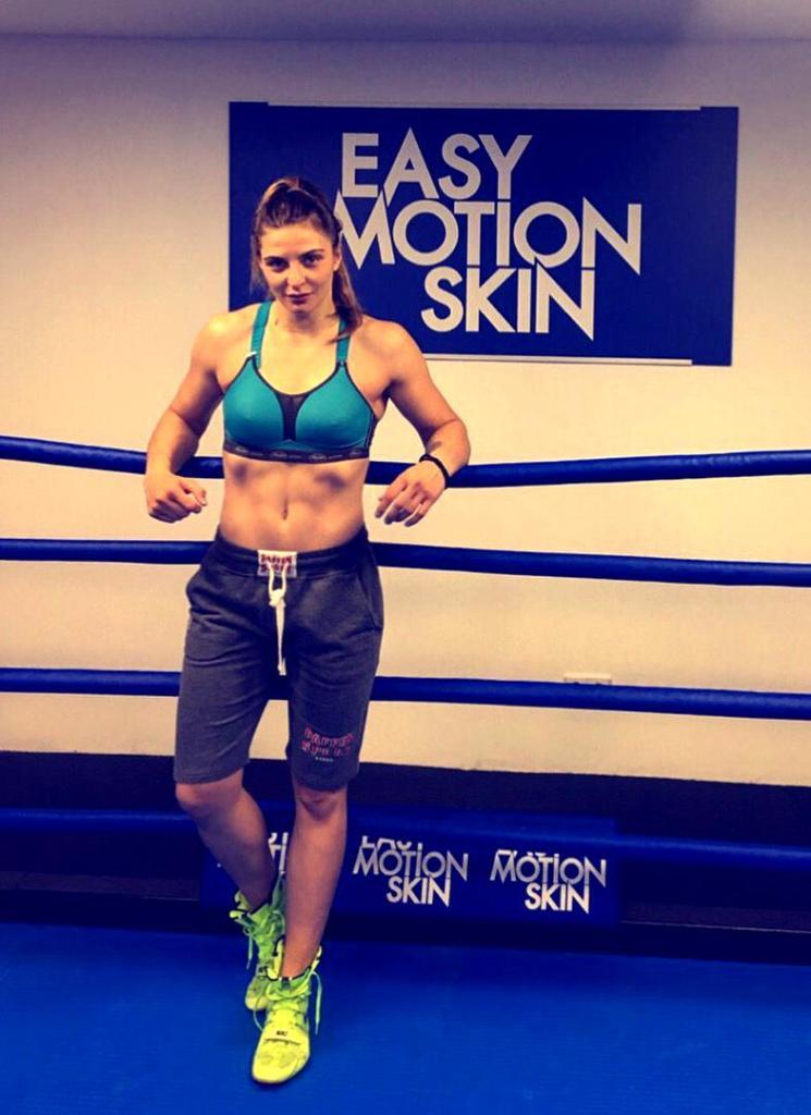 Christina Boxerin