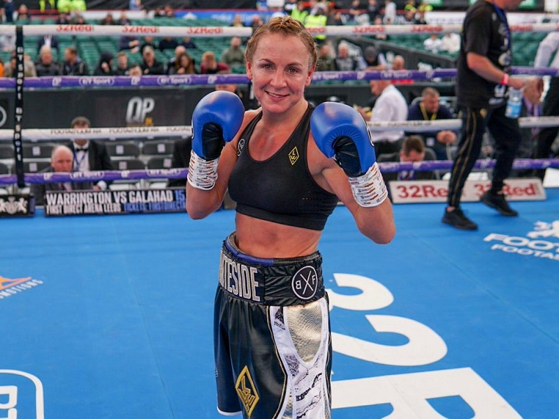 Lisa-Whiteside-MTK-Global – Women of Boxing