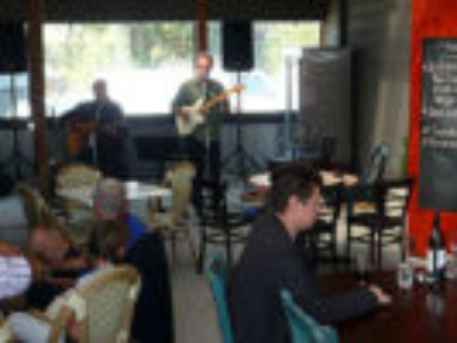 Acoustic session at Whispering Hills