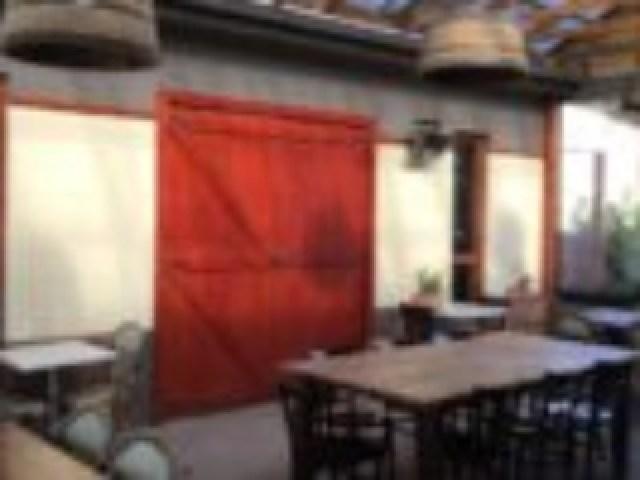 What's behind the red door