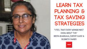 Tax Planning Strategies Deepa