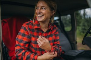 Amanda Goad, founder of the Wild Women's Project will lead a discussion and hike.