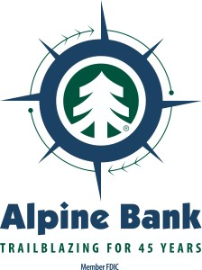 Alpine Bank-45th Anniversary-Logo-SmVersion-2
