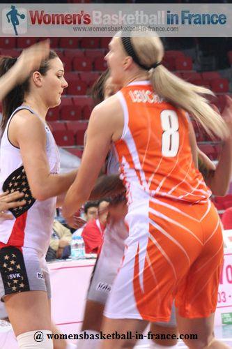 EuroLeague Women Final 8, day 3 - Ecópolis join Ros ...