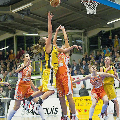 EuroCup Women 2010: big wins for homesides in eighth-final ...