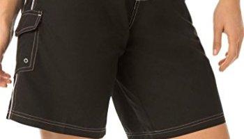 4da172ce954 Swim 365 Women s Plus Size Long Taslon Board Shorts