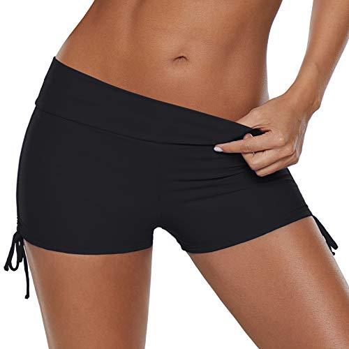 Briefs BoyShorts in Shell Stitch Panties Bikini Bottoms Shorts Crochet Pattern