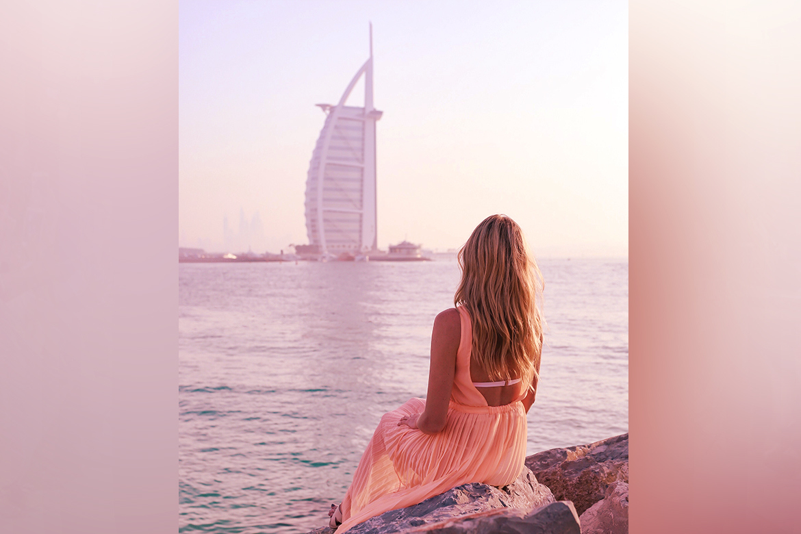 women in dubai