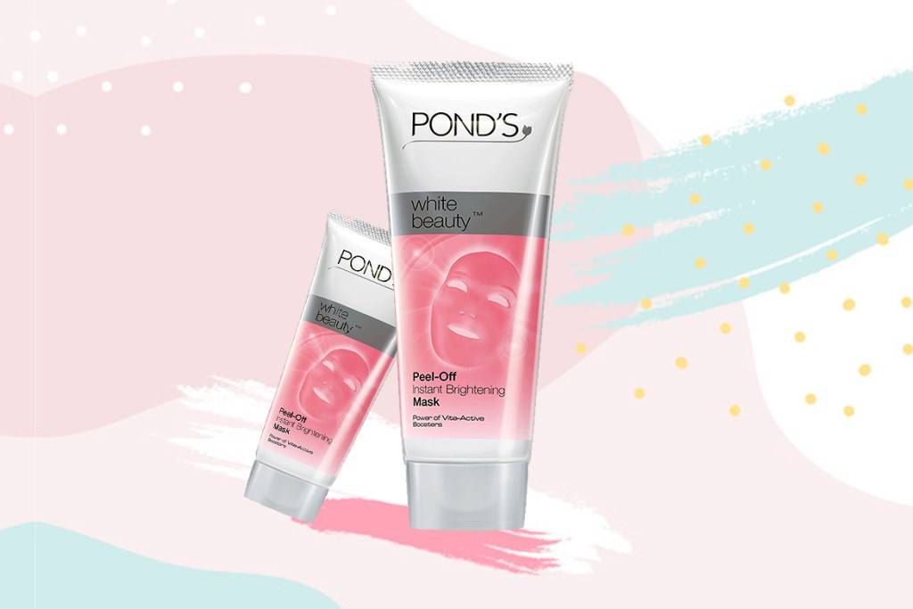 Ponds White Beauty Peel-Off Instant Brightening Mask