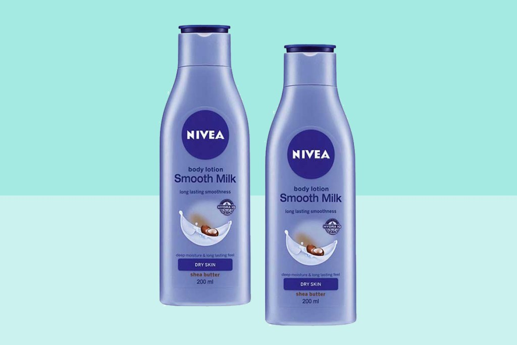 Nivea Body Milk Shea Smooth Body Lotion