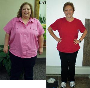 Katrina Weight Loss Transformation