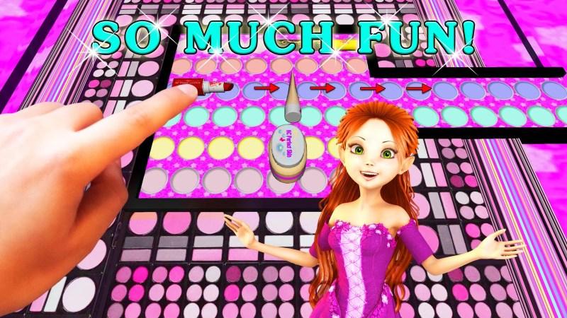 Princess Barbie Makeup And Dress Up Games Saubhaya