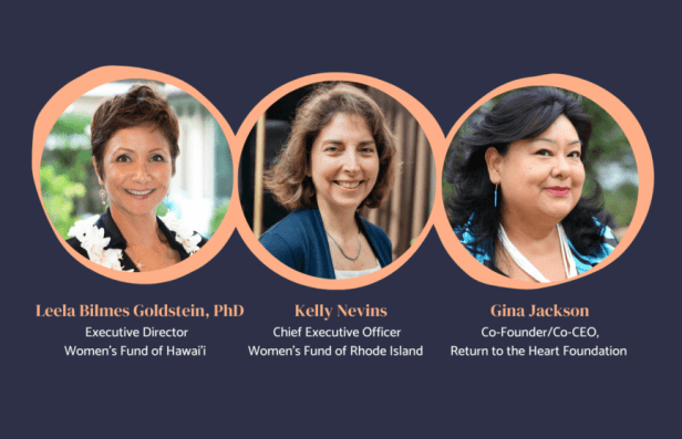 Leela Bilmes Goldstein, PhD, Kelly Nevins, and Gina Jackson will have taken their seats on the WFN Board of Directors on September 7th, 2021.