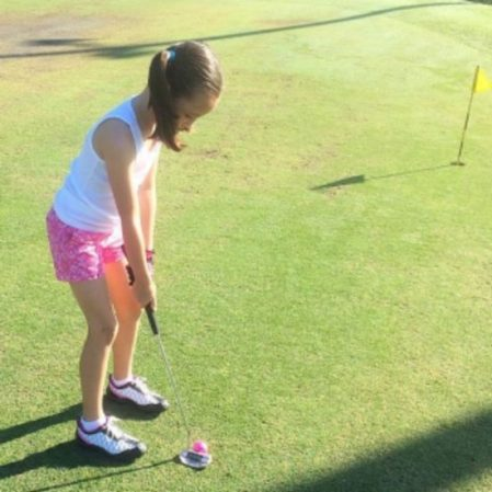 Addy Chivers – First Tee Lakeland & LPGA Girls Golf