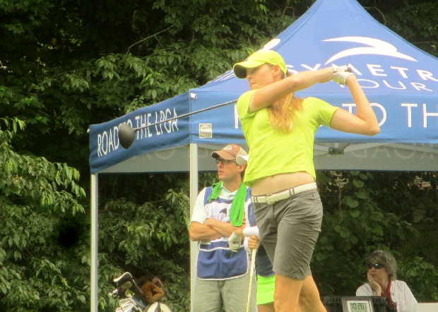 Crunch Time on the Symetra Tour