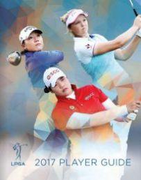 2017 LPGA PLAYER GUIDE - WOMENS GOLF