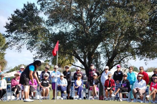 Nancy Lopez Womens Golf