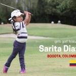 Sarita Diaz from Bogota Colombia