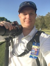 Photographer David Burness