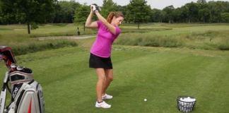 Karen Palacios Jansen stop coming over the top swing