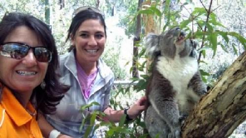 Rachel Rohanna LPGA Australia