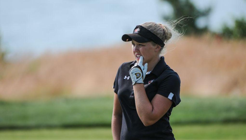 Brooke Henderson LPGA Rookies Allie White