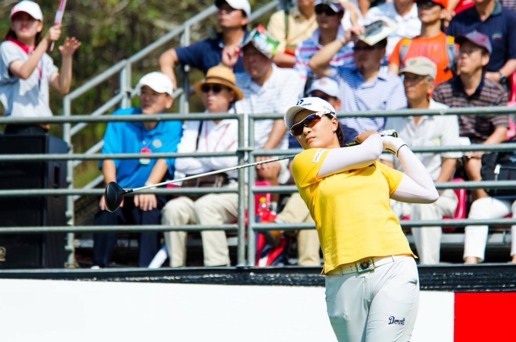 Se Ri Pak Womens Golf
