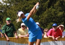 Anna Nordqvist Womens Golf feature Tom Imperial