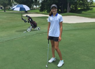 va Marano Girls Golf interview Womens Golf