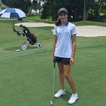 Ava Marano womens golf