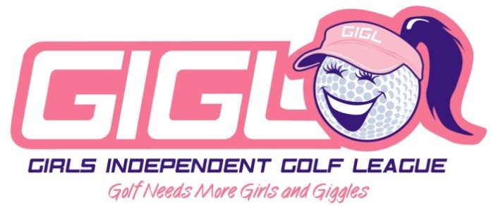 Girls Independent Golf League logo