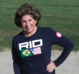 Nancy Berkley Womens Golf Olympics