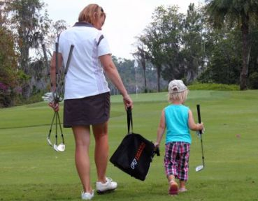 Annika and daughter Ava