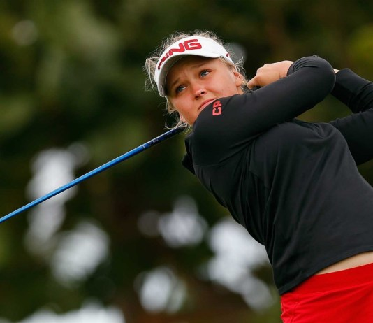 Brooke Henderson womens golf lpga