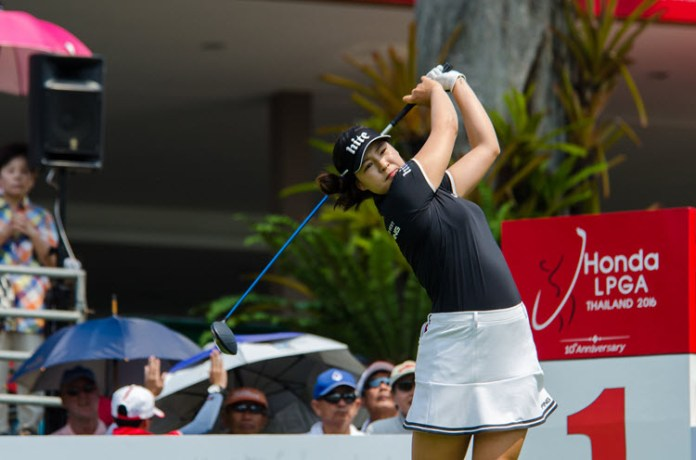 In Gee Chun - LPGA Q-School 2017 article