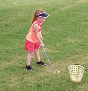 womensgolf.com Girls Golf section