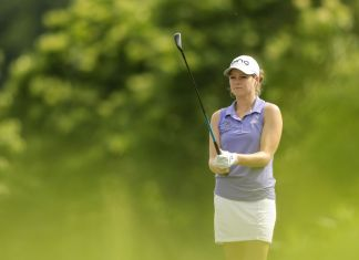 Ally McDonald Womens Golf Symetra Tour