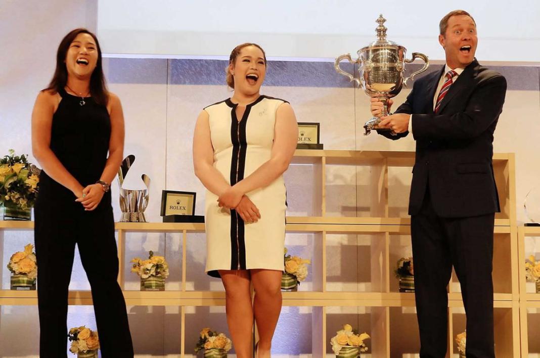 Womens Golf LPGA 2016 Wrap-up Nancy Berkley - image credit LPGA
