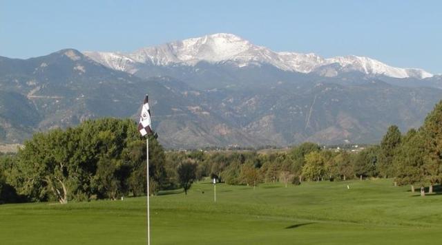 Patty Jewett Golf Course Colorado Springs