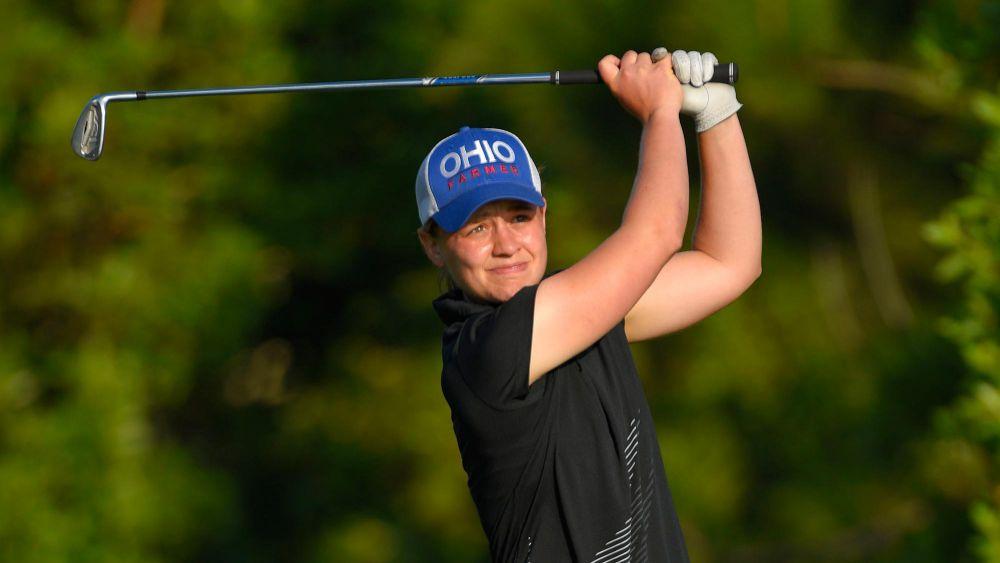 Allie White LPGA Symetra Tour
