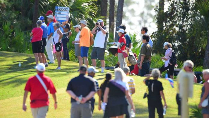 LPGA qualifying tournament LPGA Tour 2016